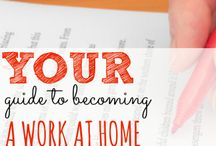 Work at Home Blog, MoneyMakingMommy.com / Check out all the great content on MoneyMakingMommy.com! The internet's first resource for moms wanting to find work at home. / by Kelly @MoneyMakingMommy