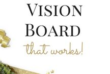 Vision Boards For Success