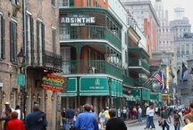 New Orleans / One of two places I call Home - for over 50 years. / by George Brownell