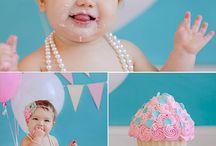 Детки с тортиками