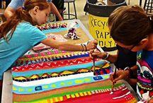 Collaborative Art Activities