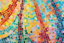 Modern Quilts and Mosaic Designs