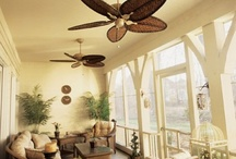 Ceiling Fans / by Littman Bros Lighting