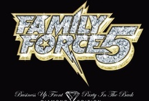 Family force five / by Emilea Sherlock