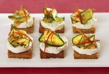 Canape's for my next dinner party!