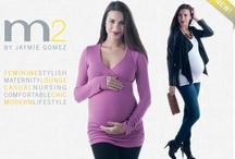 M2 By Jaymie Gomez | Stylish Maternity Nursing Apparel