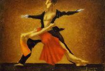 Steven Lamb, artiste-peintre / Steven Lamb is a Canadian painter originally from Bulgaria.