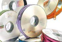 CD, VHS, tape....