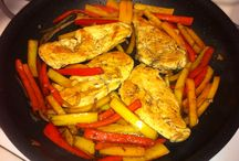 healthy meals / by Marquitta Keen