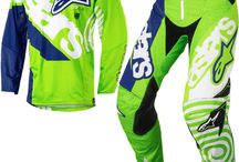 Kids & Youth Motocross Kit for the younger MX fan :) / Kids MX Kit from Alpinestars, Answer, Fly, Seven, Thor & Troy Lee Designs.