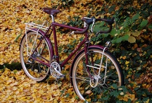 bicycles / by Henny Geers