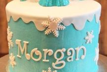 Birthday Party - Frozen Themed