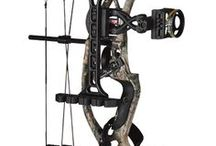 Compound bows/Cross bows/Recurves