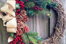Wreaths / by Jennifer Holderman