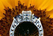 Creative Wedding Ring Shots