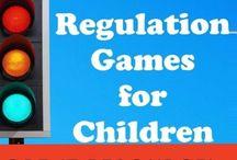 Activities for self regulation