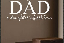 dad / by Priscilla Maddox