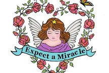"We Love Angels / A heavenly collection of unique angel designs, featuring the angel artistry of ""Angel Lady"" Angelina LaFera and her ""Angel on My Shoulder"" awareness ribbon angel designs..           All Images Copyright © 2016 Angelina LaFera"