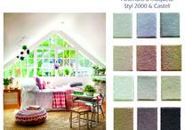 Suelos, alfombras, moquetas,... / Con la medida que necesites, alfombras, moquetas, vinilos... pueden cubrir total o parcialmente el suelo de tu casa, le darán calidez y color.   La variedad es inmensa, tanto en colorido como en materiales, con antialérgicos, rematados con grecas, pegadas al suelo o no,..Tan sólo tienes que pensar qué modelo te gusta más