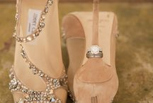 Shoes / the bridal and wedding shoes
