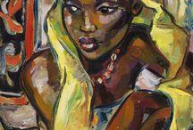 """ The Mozambican shopkeeper - Vilanculos, Mozambique (2011) Hennie Niemann Jnr """