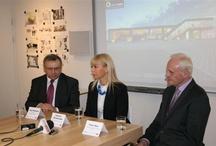 Wizyta minister Elżbiety Bieńkowskiej w Dobrotece