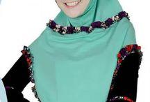 Clover Clothing Jilbab Praktis / All Koleksi Jilbab Clover Clothing