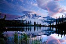 Mt. Rainier Washington USA