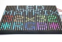 Optoelectronics / LEDs, LED displays, OLED displays, LCD displays and cameras