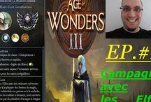 Let's Play - Age of Wonders 3 (FR/QC)