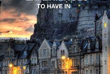Edingburg Skotland