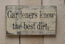 Gardening book quotes