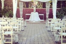 Thompson Wedding 10/10/14 / by Chene Rouge