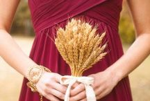 Fall / Autumn Wedding Ideas