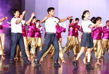 """NABBE: A PATRIOTIC THEATRICAL EXTRAVAGANZA ENTHRALLS ALL / Celebrating the years of contribution of the Indian leaders and freedom fighters, Presidium, Ashok Vihar organised an exciting Musical Theatre on the theme """"Nabbe-A struggle for freedom"""", at Kamani Auditorium, on 25th July. Presidians gave a spectacular and captivating performance. In a nutshell, 'Nabbe' recounted the story of the Indian freedom struggle and focused on the famous leaders who wore the yoke of servitude towards their nation and fought for its independence."""