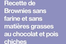 brownie-pois chiches