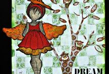 Prima Dol  Tags - Halloween / by Cathy Childs Morrison
