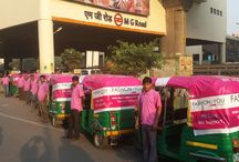 Breast Cancer Awareness / Today, the entire world is observing World Breast Cancer Day. As a part of the awareness programme, FashionAndYou will be providing Free and Safe Auto Rides to females from MG Road Metro Station, Gurgaon till their workplaces. The commuters will be provided with a Goodie Bag cum Awareness Kit encouraging them to go for a regular check-up.  / by 20 Fresh New Sales Everyday!