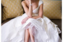 bridal posing