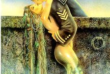 The Mermaid dream