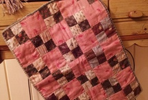 My antique quilts