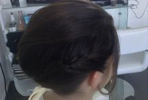 Hair up & styling / Anything from formal hair to naturally styled hair