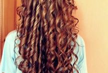 Let ur curls fall loose!