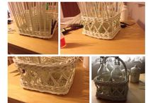 Tvorenie z papiera / papierové pletenie