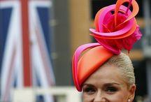 Fabulous Fascinators / On trend head wear for the races