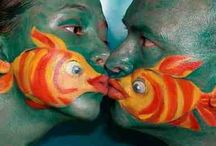 Face Paint / by Meilani Benavente