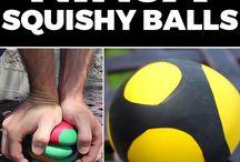 jonglööraus pallot
