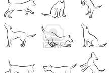 Disegni di cane