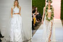 2015 Wedding Trends / Wedding trends for 2015