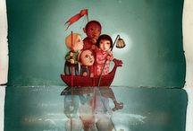 Rebecca Dautremer Illustration!!!